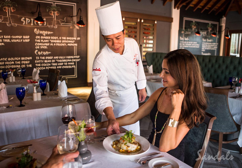 Travel Agency All-Inclusive Resort Sandals La Source Grenada 113