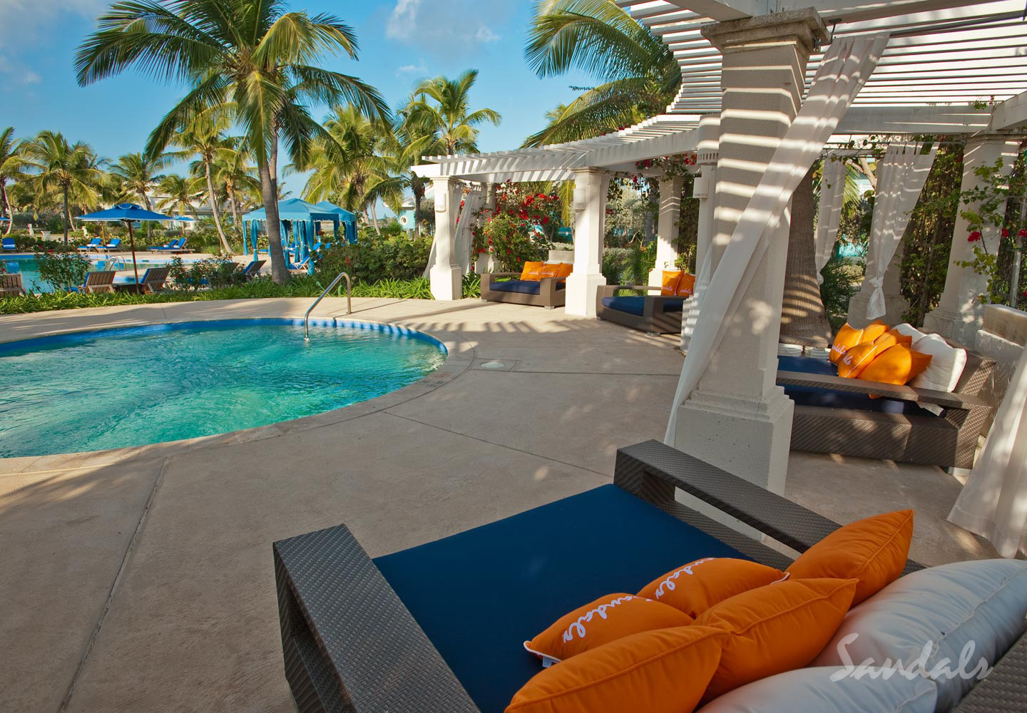 Travel Agency All-Inclusive Resort Sandals Emerald Bay 072
