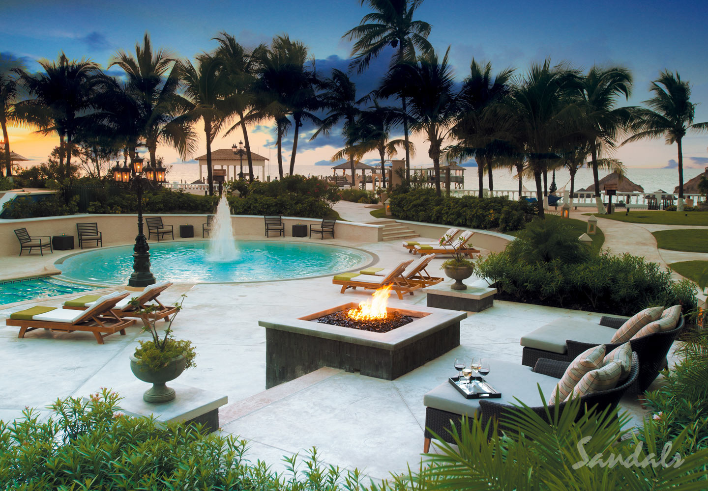 Travel Agency All-Inclusive Resort Sandals Royal Bahamian 056