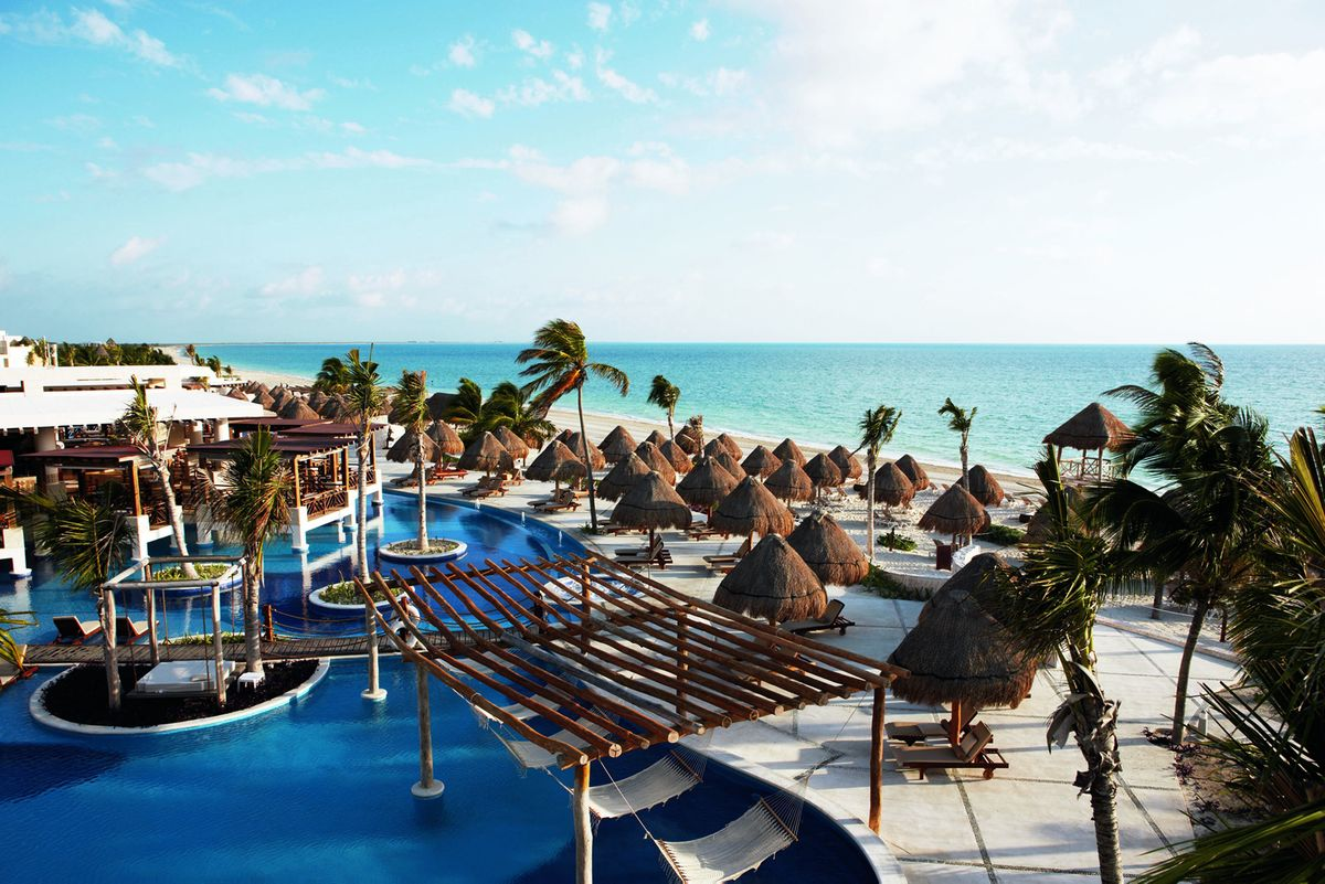 Travel Agency All-Inclusive Resort Excellence Playa Mujeres 01