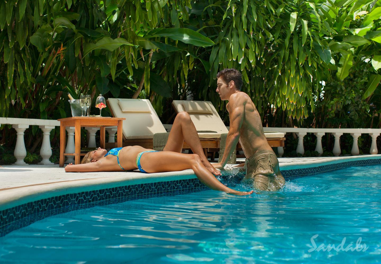 Travel Agency All-Inclusive Resort Sandals Ochi 089