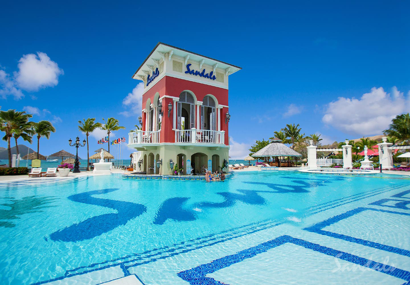 Travel Agency All-Inclusive Resort Sandals Grande St Lucian 70