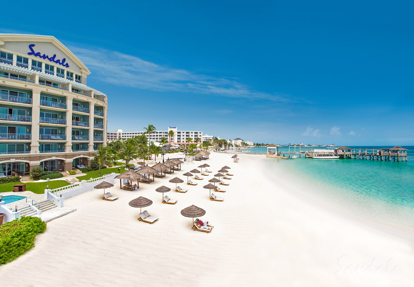 Travel Agency All-Inclusive Resort Sandals Royal Bahamian 008