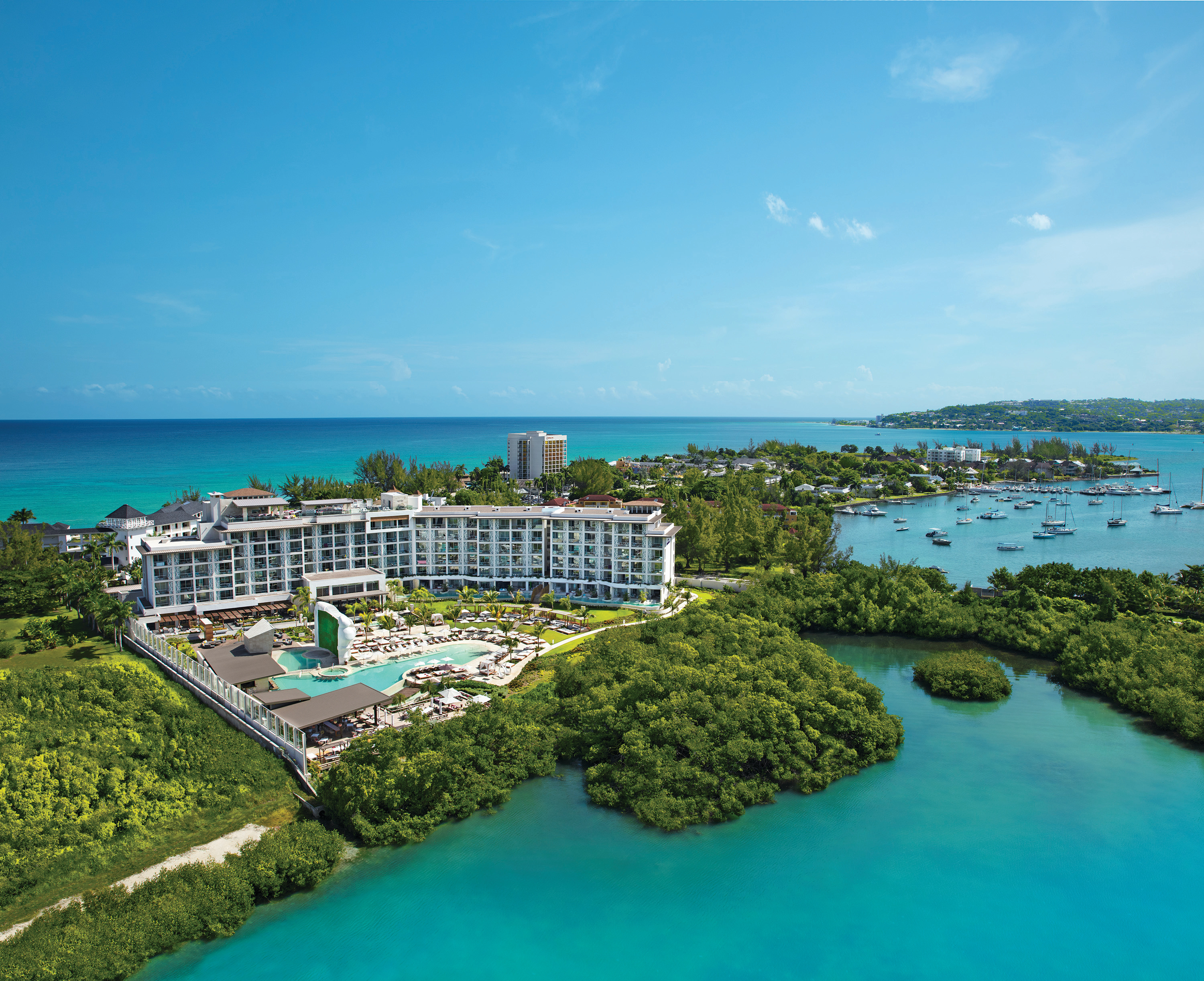 Travel Agency All-Inclusive Resort Breathless Montego Bay 02