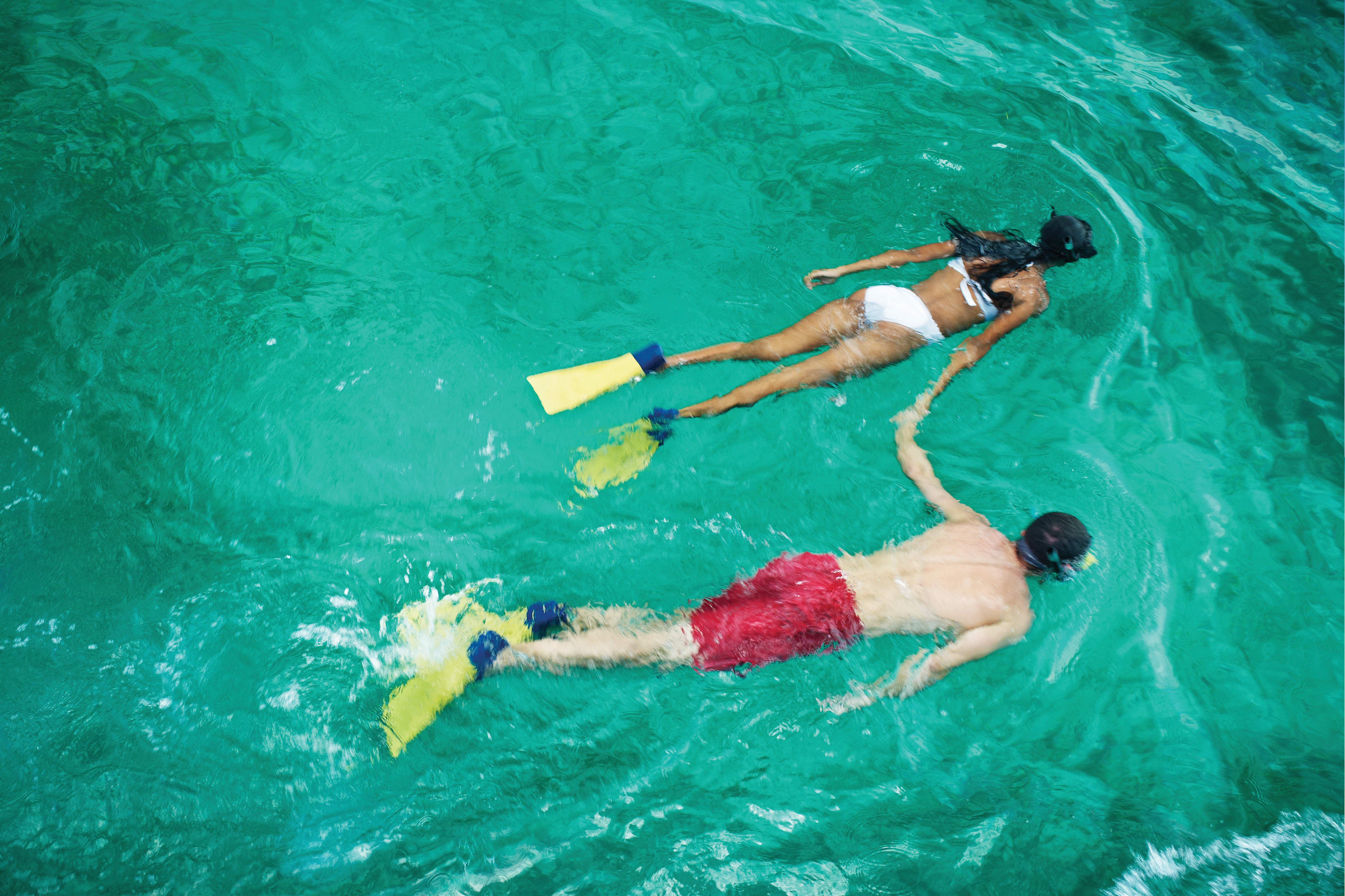 Travel Agency All-Inclusive Resort Couples Swept Away 43