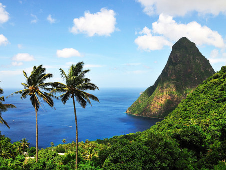Destination Overview: St Lucia