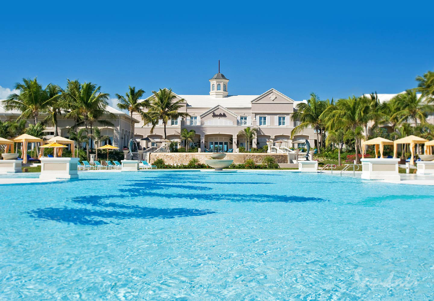 Travel Agency All-Inclusive Resort Sandals Emerald Bay 016