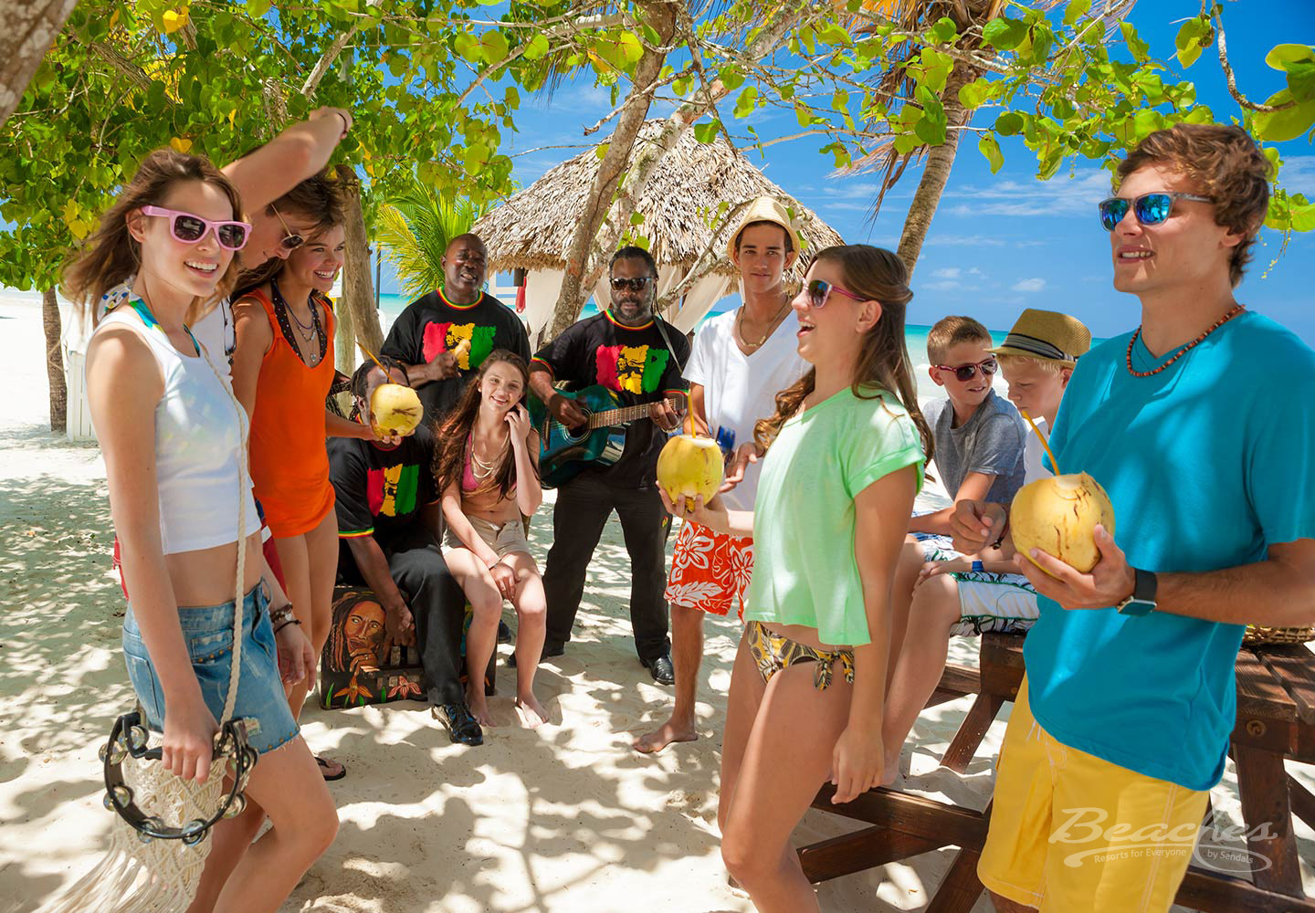 Travel Agency All-Inclusive Resort Beaches Negril 033
