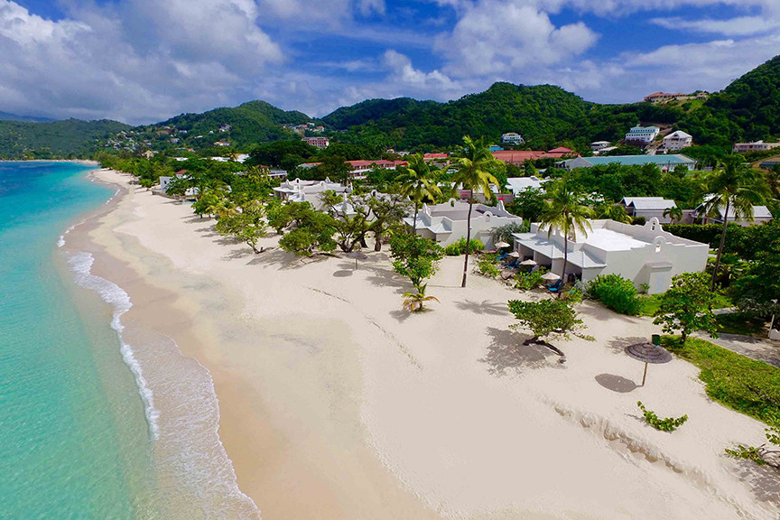 Spice Island Beach Resort Grenada, AAA Five Diamond Resort