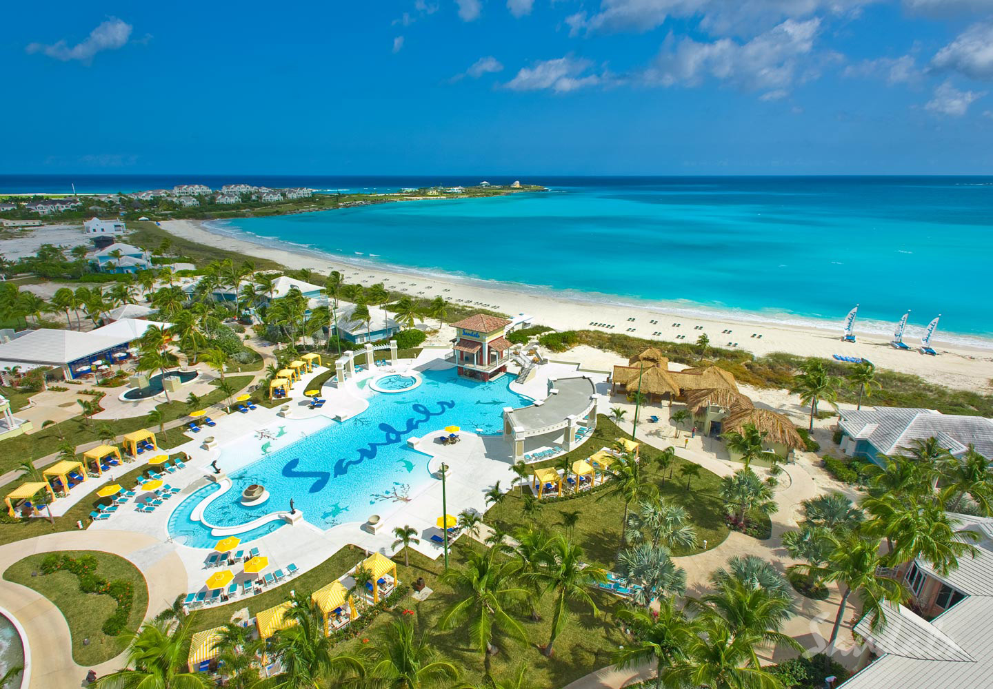 Travel Agency All-Inclusive Resort Sandals Emerald Bay 002
