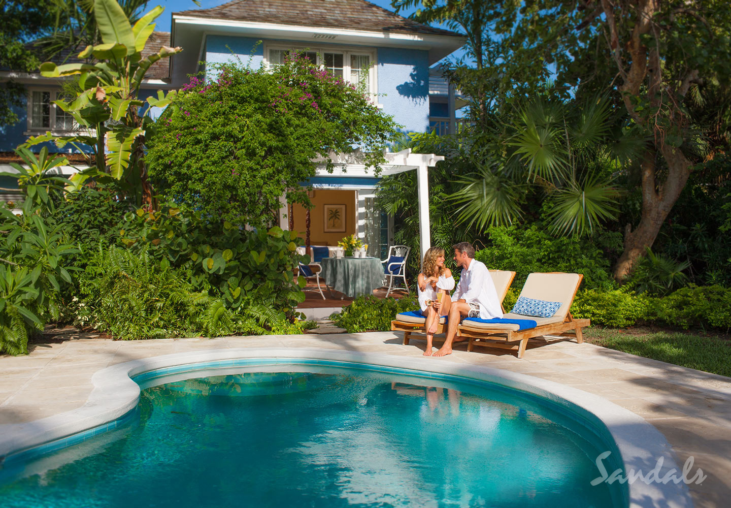 Travel Agency All-Inclusive Resort Sandals Royal Bahamian 018