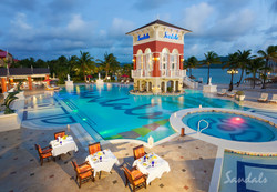 Travel Agency All-Inclusive Resort Sandals Grande St Lucian 18