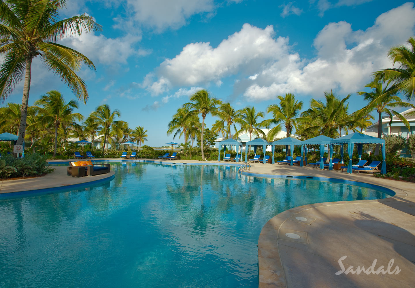 Travel Agency All-Inclusive Resort Sandals Emerald Bay 073