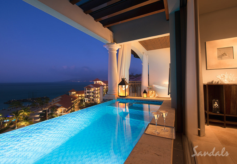 Travel Agency All-Inclusive Resort Sandals La Source Grenada 004
