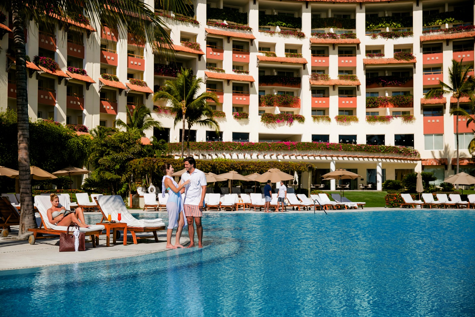 Travel Agency All-Inclusive Resort Grand