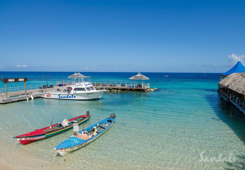 Travel Agency All-Inclusive Resort Sandals Ochi 136
