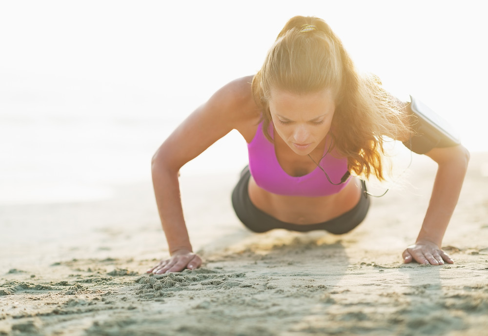 No gym? No problem. Here's a 20-Minute Workout You Can Do Anywhere.