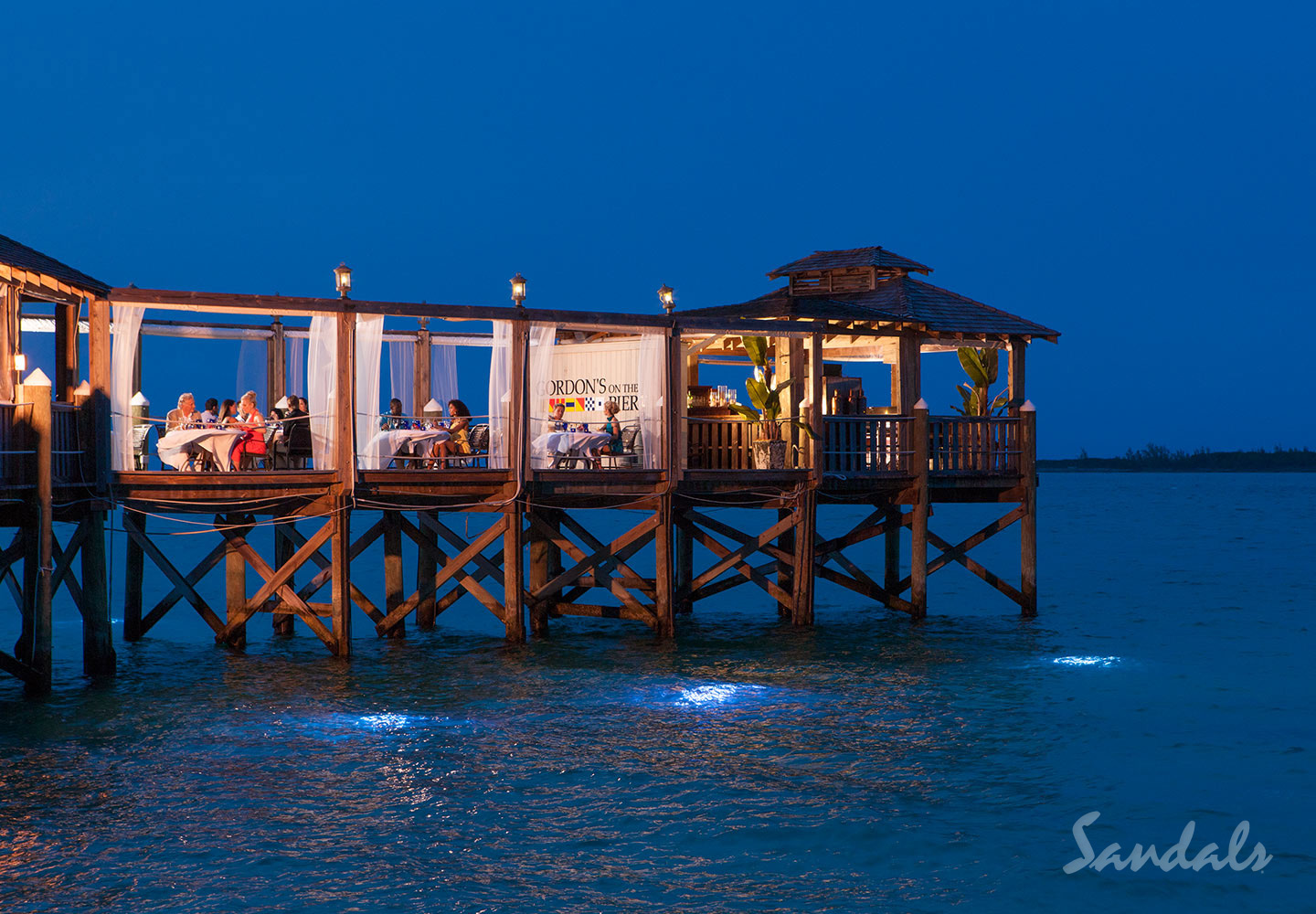 Travel Agency All-Inclusive Resort Sandals Royal Bahamian 054