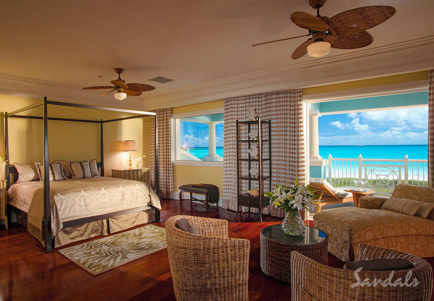 Travel Agency All-Inclusive Resort Sandals Emerald Bay 032