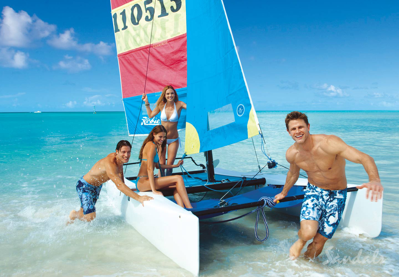 Travel Agency All-Inclusive Resort Sandals Ochi 033