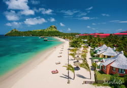 Travel Agency All-Inclusive Resort Sandals Grande St Lucian 01