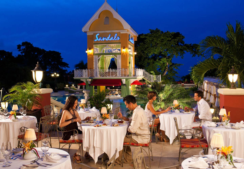 Travel Agency All-Inclusive Resort Sandals Ochi 057