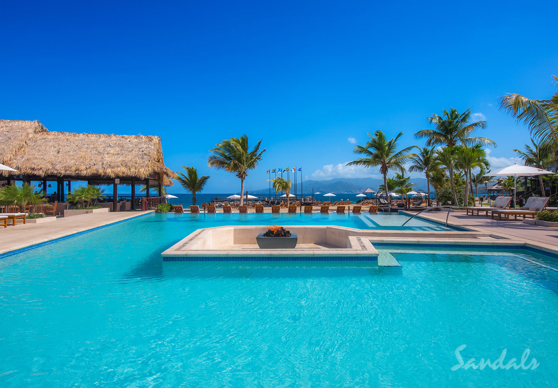Travel Agency All-Inclusive Resort Sandals La Source Grenada 003