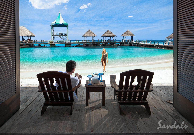 Travel Agency All-Inclusive Resort Sandals Ochi 092