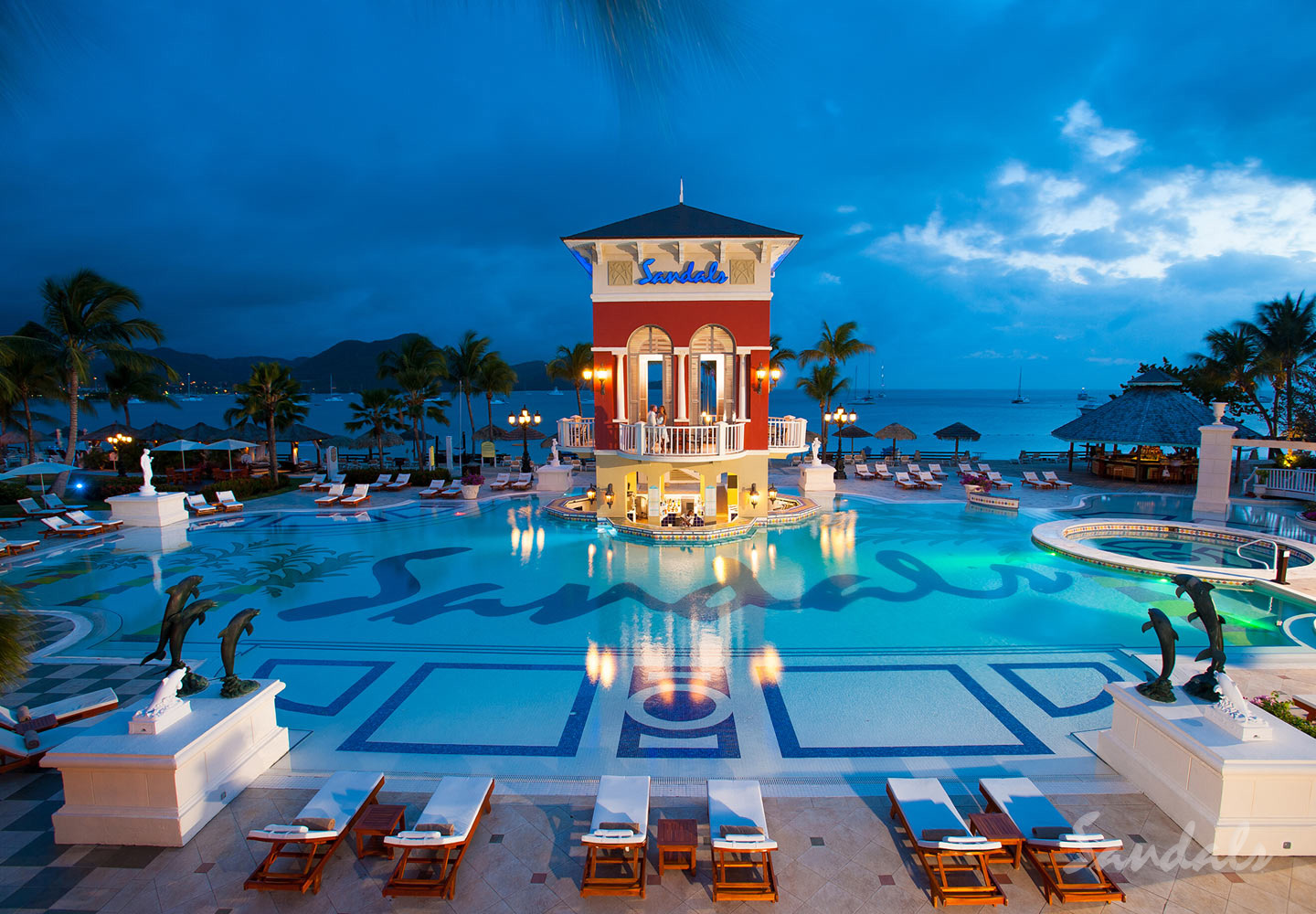 Travel Agency All-Inclusive Resort Sandals Grande St Lucian 94