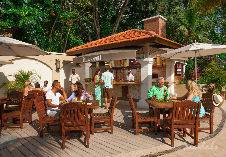 Travel Agency All-Inclusive Resort Sandals Ochi 107