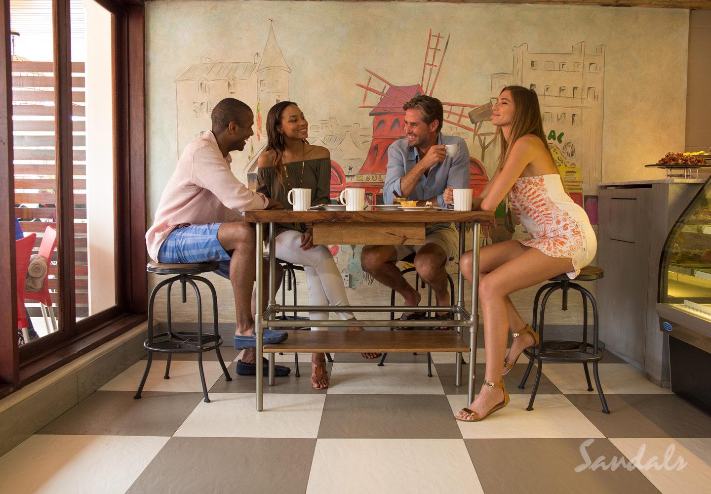 Travel Agency All-Inclusive Resort Sandals La Source Grenada 111