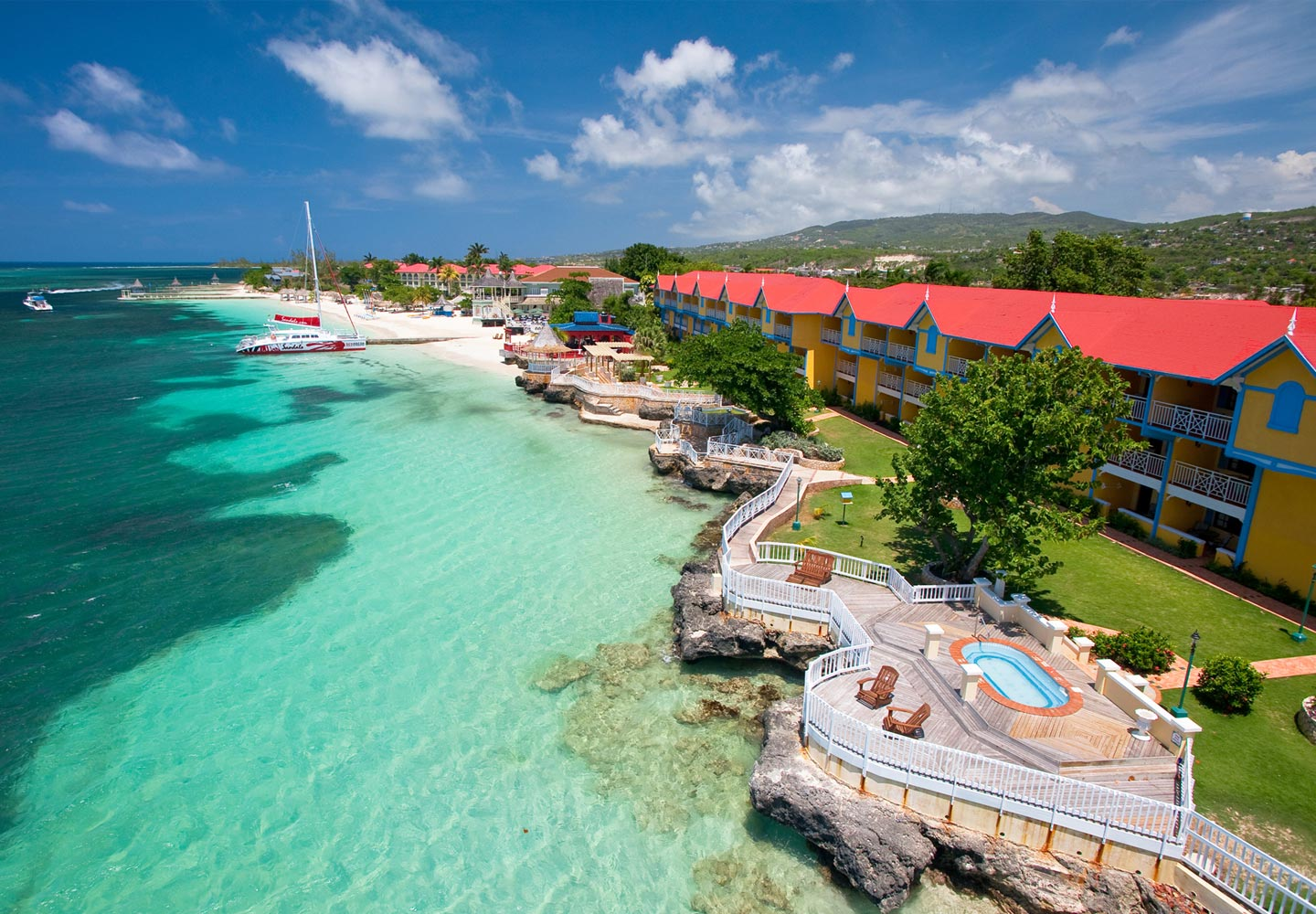 Travel Agency All-Inclusive Resort Sandals Montego Bay 036