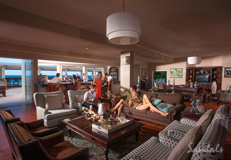 Travel Agency All-Inclusive Resort Sandals Ochi 065
