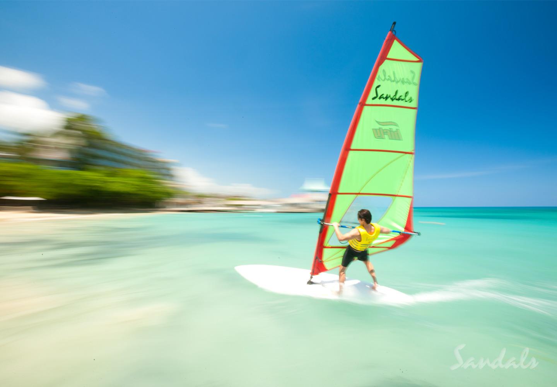 Travel Agency All-Inclusive Resort Sandals Ochi 101