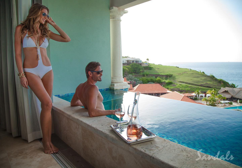 Travel Agency All-Inclusive Resort Sandals La Source Grenada 091