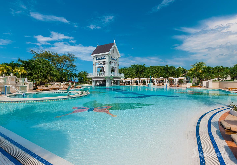 Travel Agency All-Inclusive Resort Sandals Ochi 025