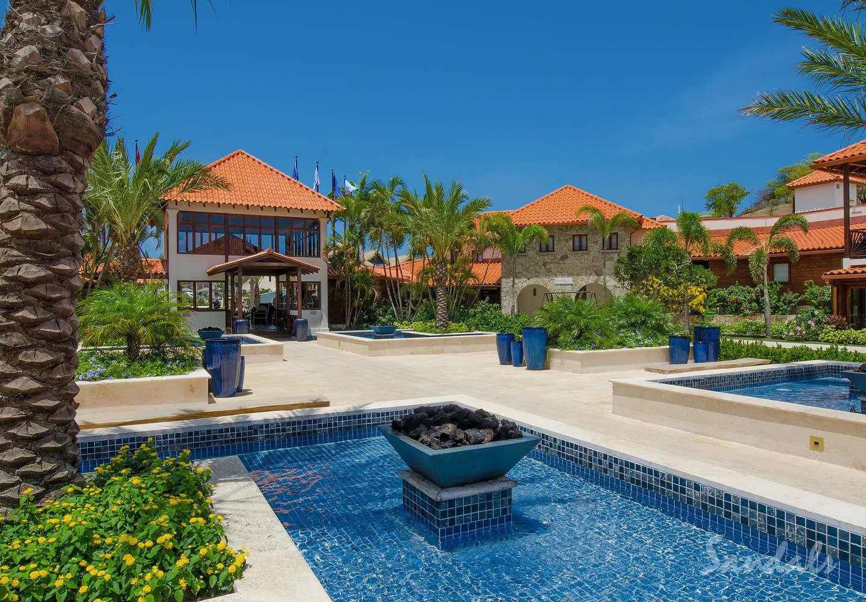 Travel Agency All-Inclusive Resort Sandals La Source Grenada 051