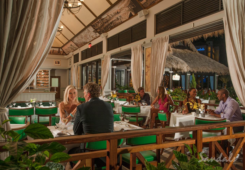 Travel Agency All-Inclusive Resort Sandals La Source Grenada 120