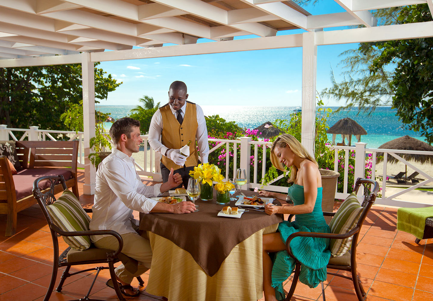 Travel Agency All-Inclusive Resort Sandals Montego Bay 080