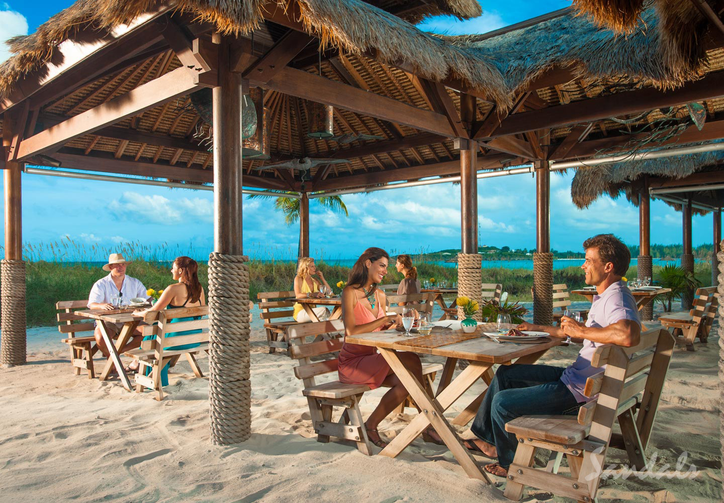 Travel Agency All-Inclusive Resort Sandals Emerald Bay 084