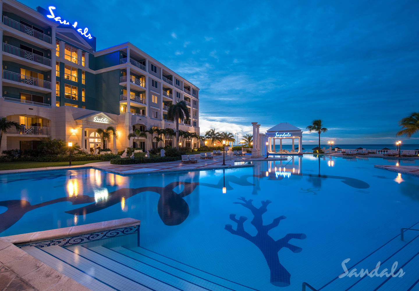 Travel Agency All-Inclusive Resort Sandals Royal Bahamian 063
