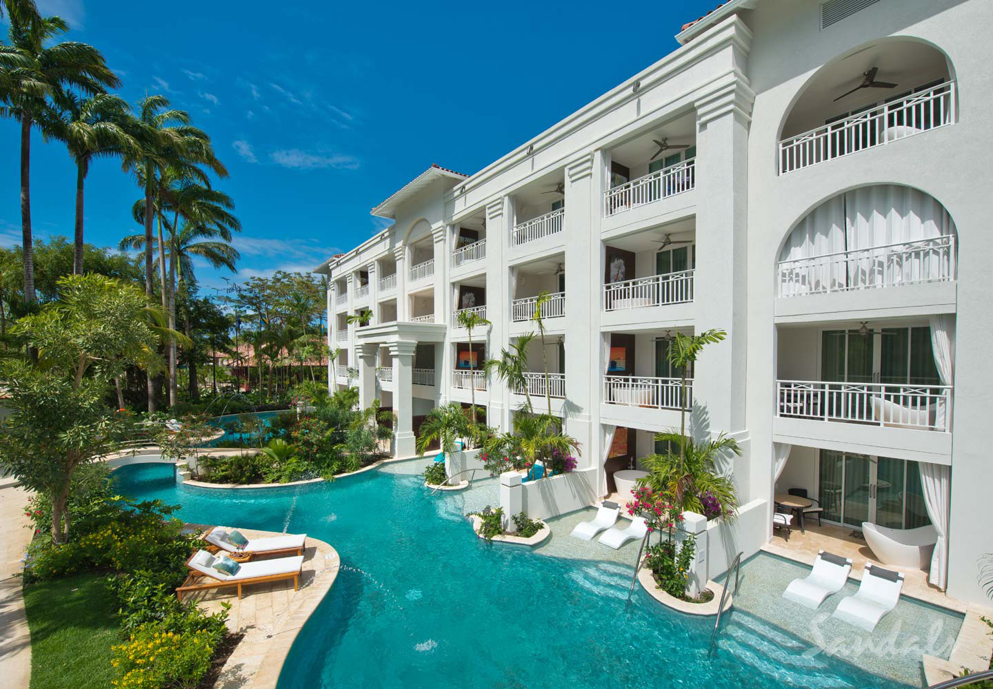 Travel Agency All-Inclusive Resort Sandals Barbados 17