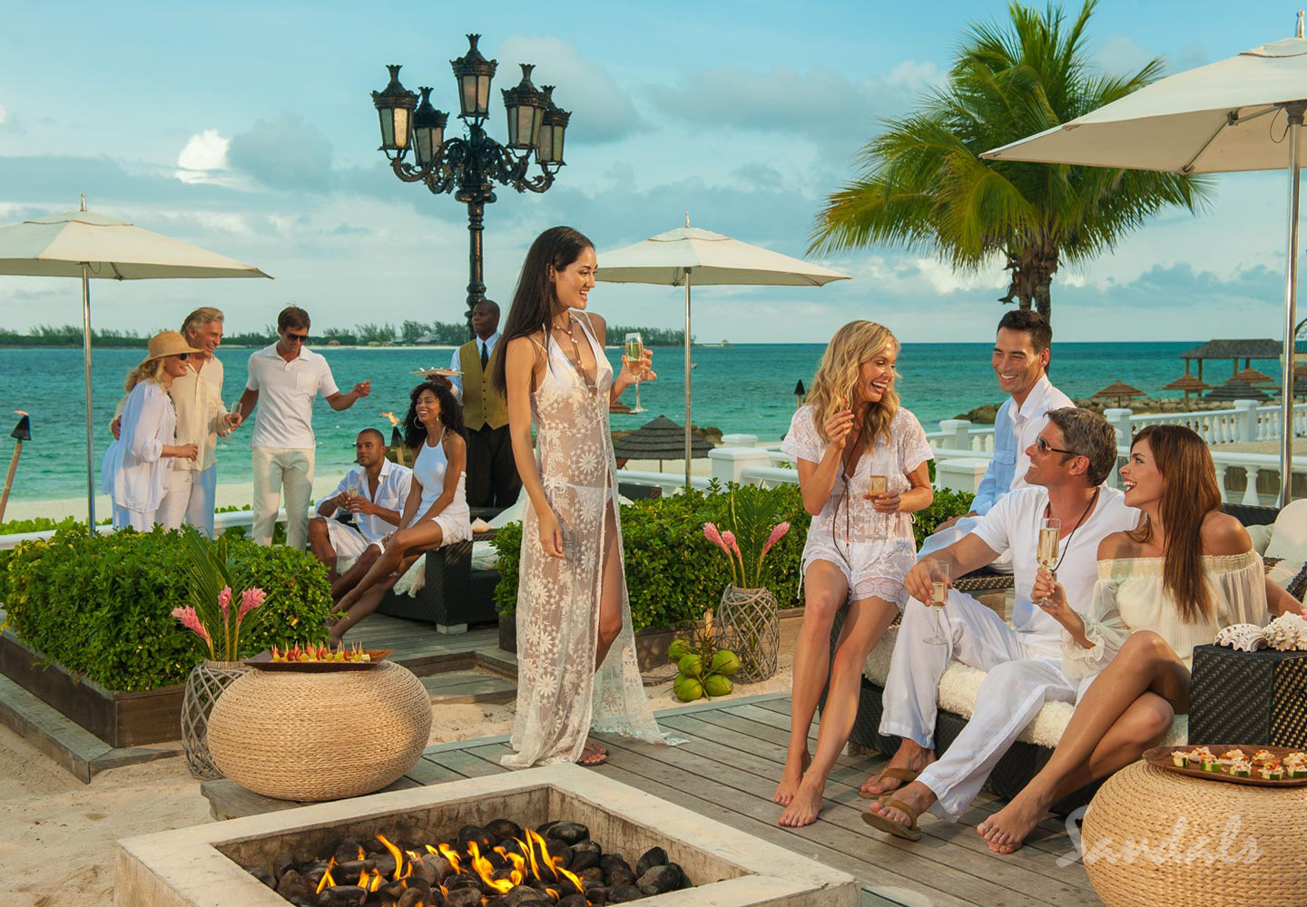 Travel Agency All-Inclusive Resort Sandals Royal Bahamian 118