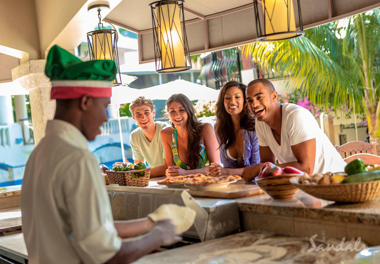 Travel Agency All-Inclusive Resort Sandals Ochi 038