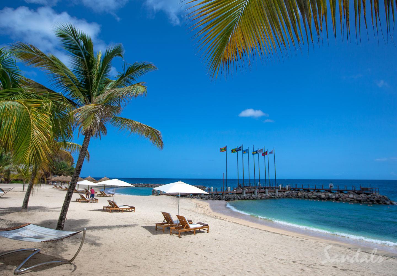 Travel Agency All-Inclusive Resort Sandals La Source Grenada 060