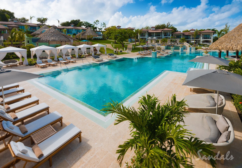 Travel Agency All-Inclusive Resort Sandals La Source Grenada 018