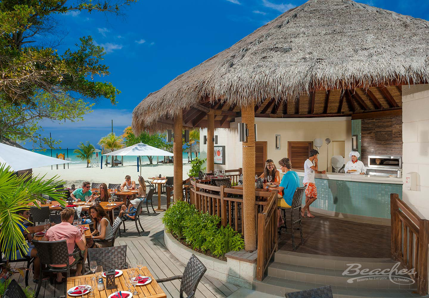 Travel Agency All-Inclusive Resort Beaches Negril 107