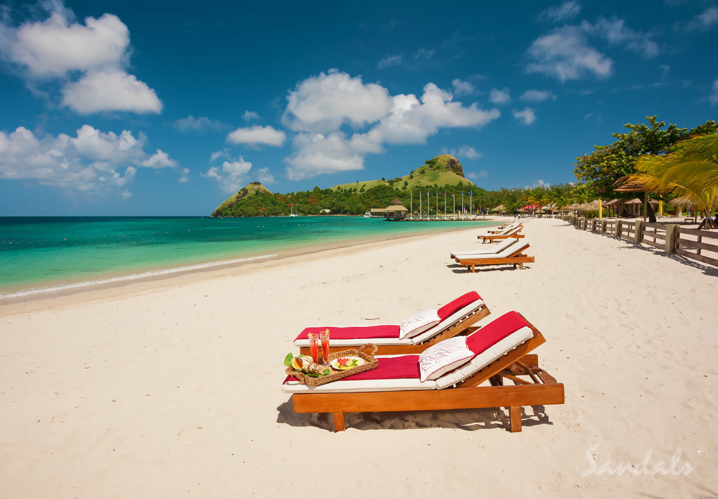 Travel Agency All-Inclusive Resort Sandals Grande St Lucian 08