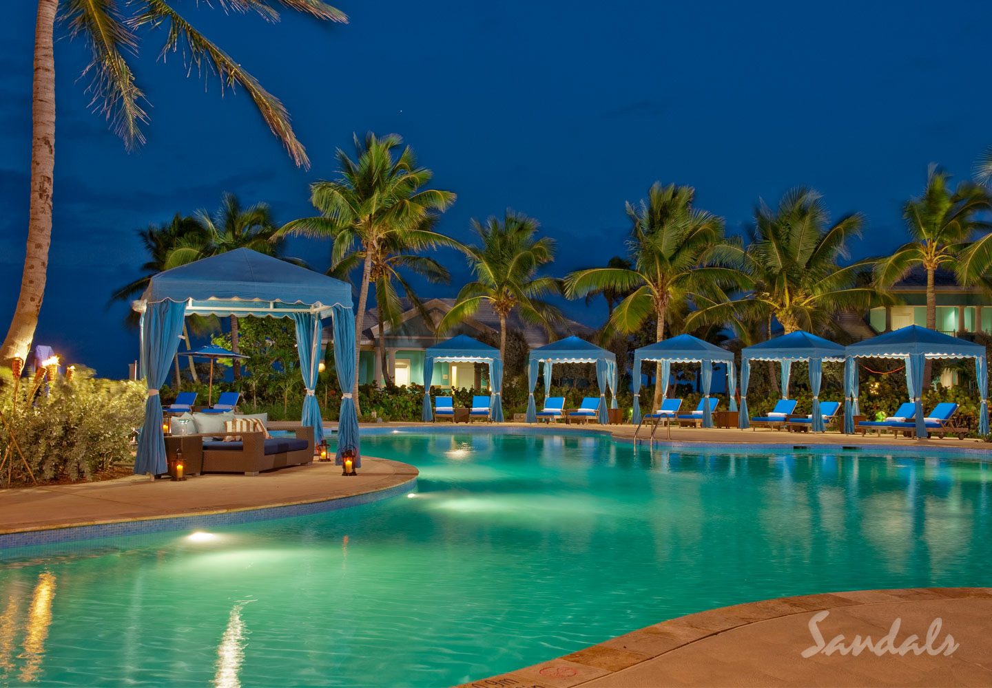 Travel Agency All-Inclusive Resort Sandals Emerald Bay 093
