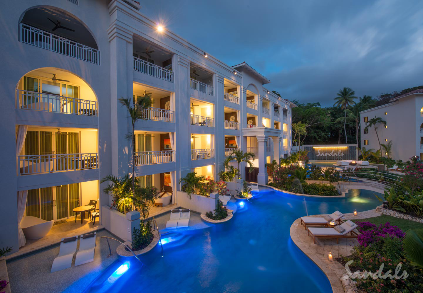 Travel Agency All-Inclusive Resort Sandals Barbados 59